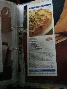 My recipe folder-going back to 1997.